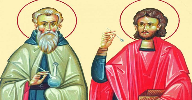 31 ianuarie: Doi Sfinți, mari Doctori! Spune rugăciunea aceasta, pentru vindecare trupească și sufletească, sănătate multă, ajutor și binecuvântare! Are mare putere azi!