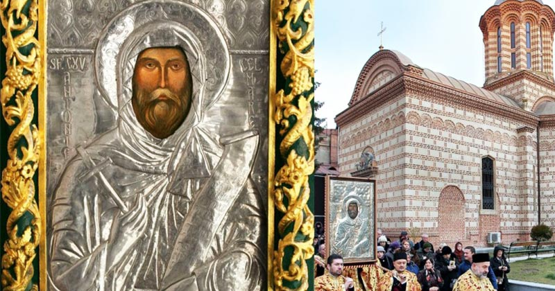 Icoana făcătoare de minuni a Sfântului Antonie pomenit azi! 9 marţi la rând să mergi aici ca să ţi se rezolve toate problemele! Ajută la căsătorie!