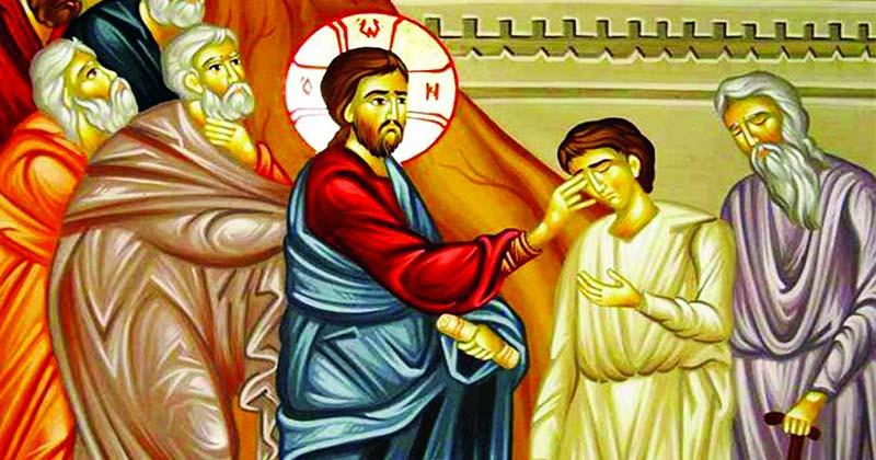 Domnul îi deschide ochii celui care aleargă mâine dis-de-dimineață la sfânta biserică, ca să vadă calea cea bună în viață!