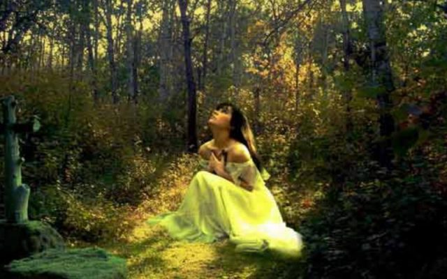 """""""Am mers în pădure şi am început să vorbesc cu Dumnezeu:…"""" Trebuie să citeşti această poveste, indiferent prin ce treci acum!"""