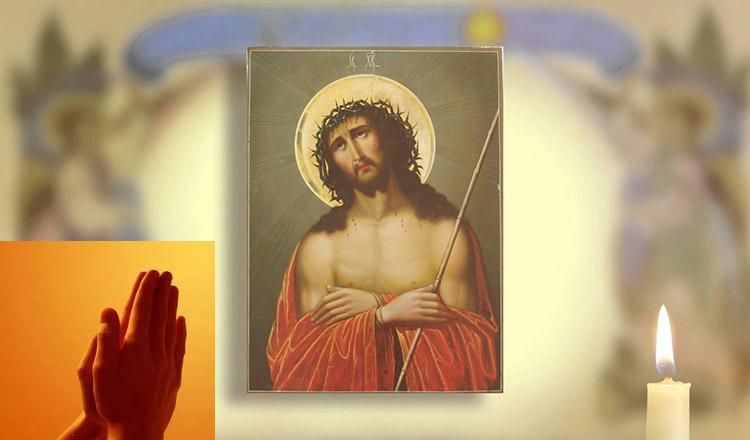 Rostește azi rugăciunea către Mântuitorul Iisus Hristos, pentru izbăvirea de boală