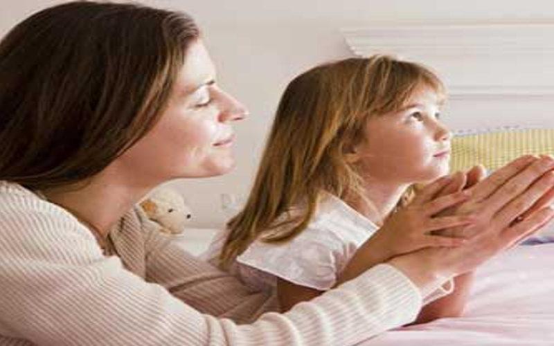 Rugăciunea puternică pentru mame și copii. Spune-o in fiecare zi