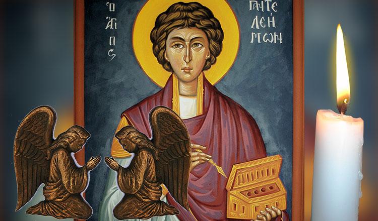 Rugăciunea sfântului Pantelimon oferă recuperare grabnică celor bolnavi!