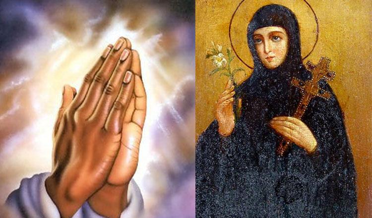 Citește rugăciunea sfintei Eufrosina, de mare ajutor tuturor femeilor deznădăjduite!