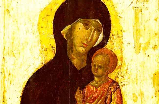 """Rugăciune înaintea icoanei Maicii Domnului """"Pimenovskaia"""", izvorâtoarea de mir și vindecări minunate! Spune și tu cu mare credință această rugăciune grabnic-ajutătoare la vreme de necaz, iar Măicuța Domnului te va auzi!"""