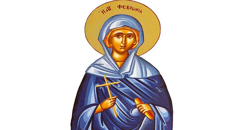 Rugăciunea aceasta să o spui azi dis-de-dimineață! E mare puterea Sfintei Fevronia! 25 iunie, zi cu sfântă pomenire!