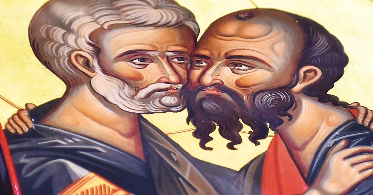 2 zile până la ziua Sfinților Apostoli! Spune rugăciunea aceasta timp de 2 zile pentru reușită, spor și pentru ca acești 2 păstori ai vremurilor din urmă să te ferească de pagube și să-ți împlinească toate dorințele tale bune! O sa vezi minuni!