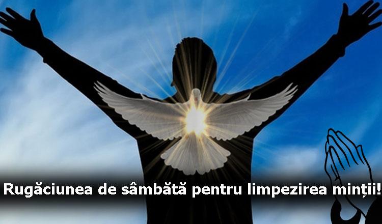 Rugăciunea pentru iertarea păcatelor si sanatate ce se rostește sâmbătă dimineața!