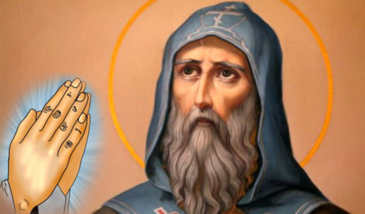 Rugăciunea către sfântul Efrem pentru eliminarea nefericirii!