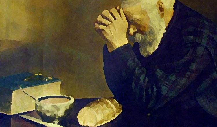 Rostiți rugăciunile acestea după masă, pentru a fi feriți de boală!