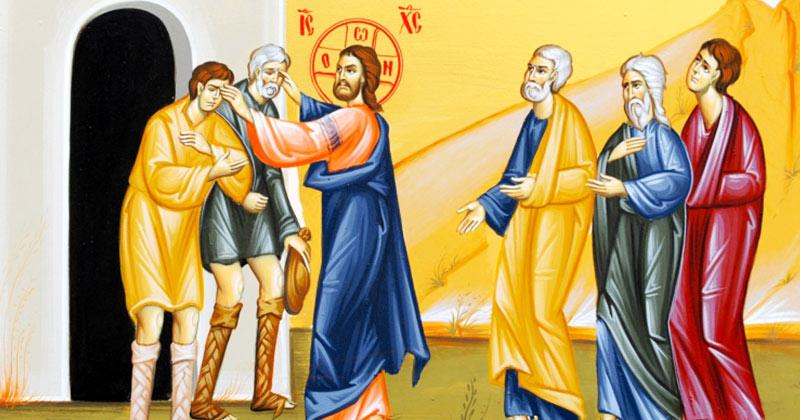 """Mesajul evangheliei care se va citi mâine la sfânta biserică! """"Aşteaptă cu credinţă, chiar şi în suferinţă!"""" Mergi la biserică, omule, și mulțumește Domnului pentru fiecare clipă! Așa Îl determini să te ajute și mai mult!"""