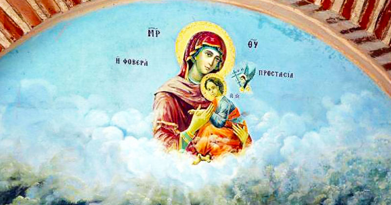 Rugăciune mare la Praznicul Maicii Domnului de azi! Tămăduiește-te, Măicuță Sfântă, de toate încercările și necazurile și adună-ne alinare, cu sfântul tău veșmânt, cu care ne acoperă de tot răul, Amin!