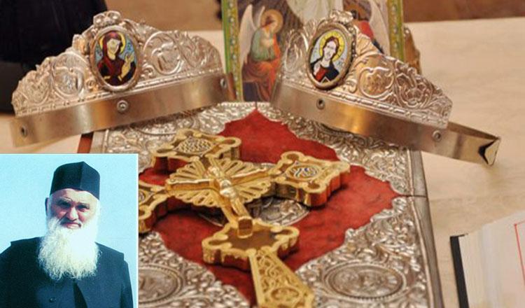 """Ce înseamnă să ai """"cununiile legate"""" ne spune Părintele Ilarion Argatu!"""