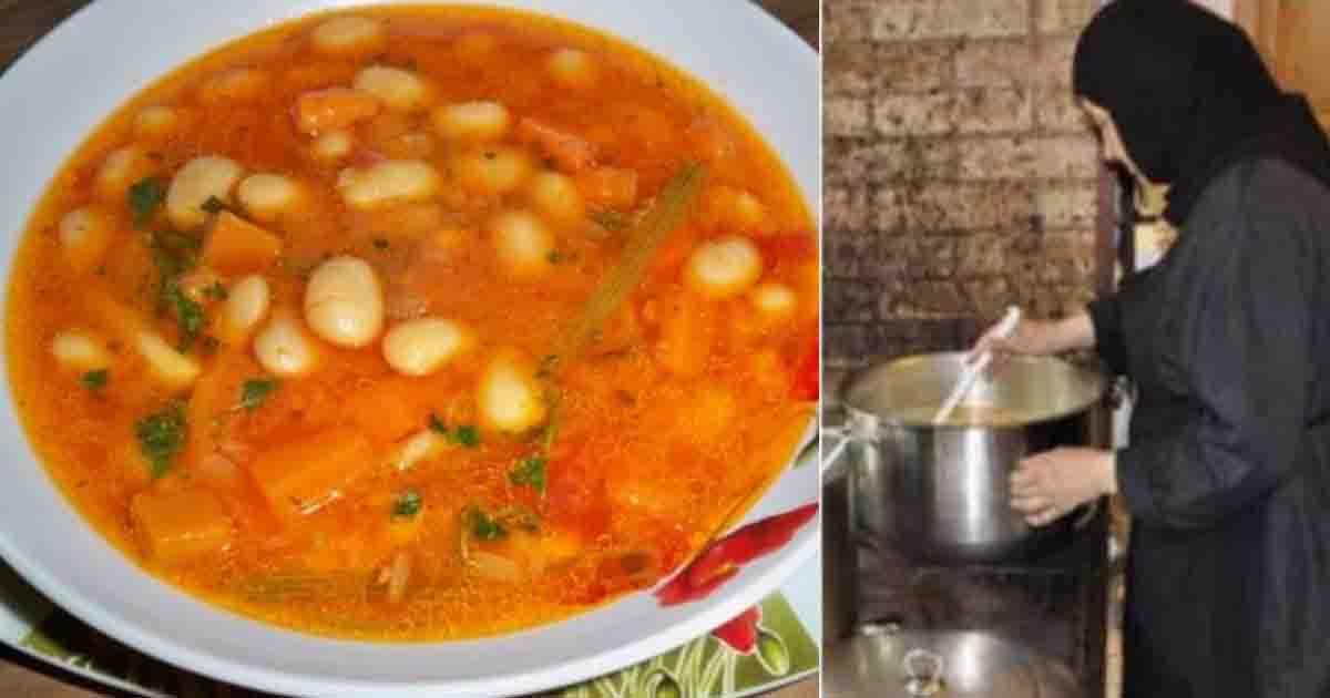 Așa prepară măicuțele de la Mănăstirea Prislop ciorba de fasole boabe şi supa de cartofi cu usturoi