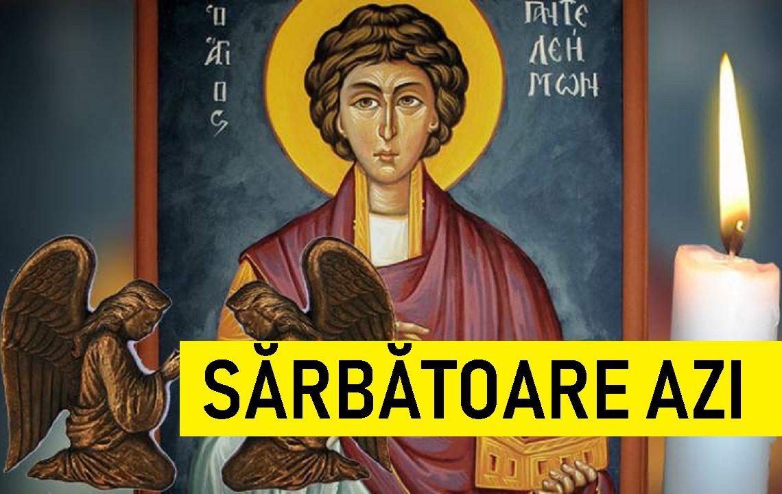 Mare sărbătoare azi la ortodocși. Este Ziua Sfântului celor bolnavi. Ce n-ai voie să faci toată ziua