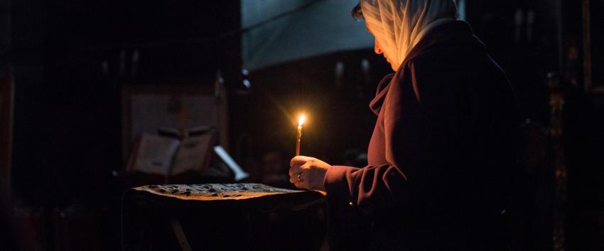 Rugăciunea pune în mişcare lucrările dumnezeieşti, dar cea mai bună rugăciune este aceasta! 9 cuvinte! Face minuni: