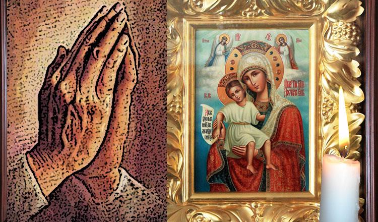 Rugăciunea către Maica Domnului ce se citește DUMINICA, curăță sufletul de păcate și îți dă putere!