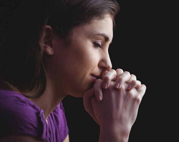 Rugăciunea de mulțumire cu credință ușurează sufletul