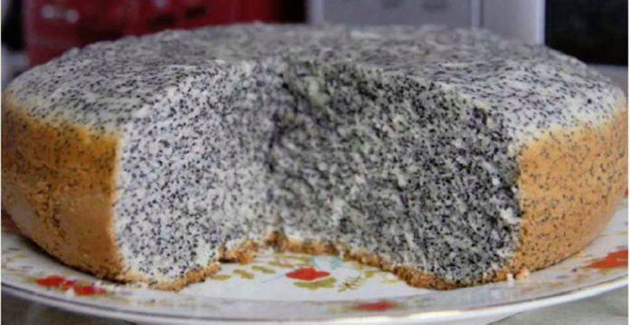 """Prăjitura """"Două căni"""": un desert delicios"""