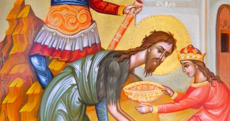AZI, 29 august! Tăierea Capului Sfântului Ioan Botezătorul! Doar așa poți aduce binecuvântarea, sfințenia și liniștea în casa ta, dis-de-dimineață!: