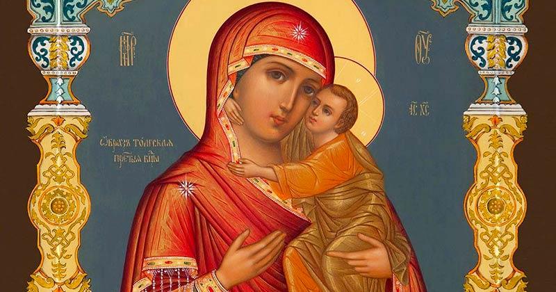 """""""Maica Domnului, tu ești nădejdea mea!"""" Rugăciune mare, cu o putere extraordinară la Fecioara Maria:"""