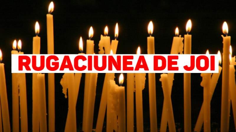 Ritualul celor 9 JOI! Spune această rugăciune 9 SĂPTĂMÂNI JOI pentru sănătate și noroc întregul an!