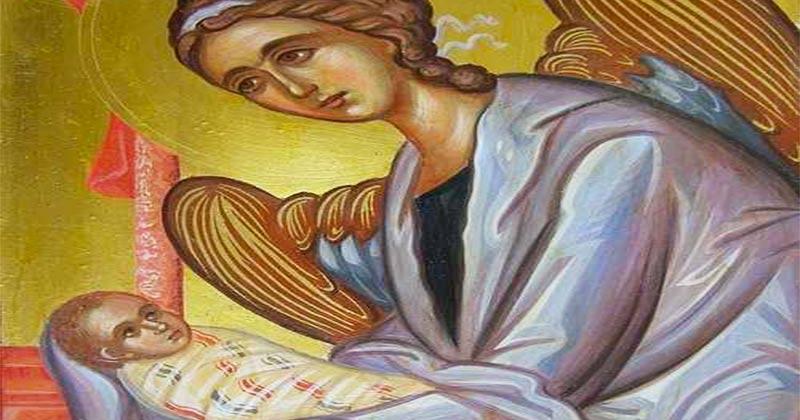 """""""Sunt îngerul Domnului şi sunt trimis să-ţi număr paşii!"""""""