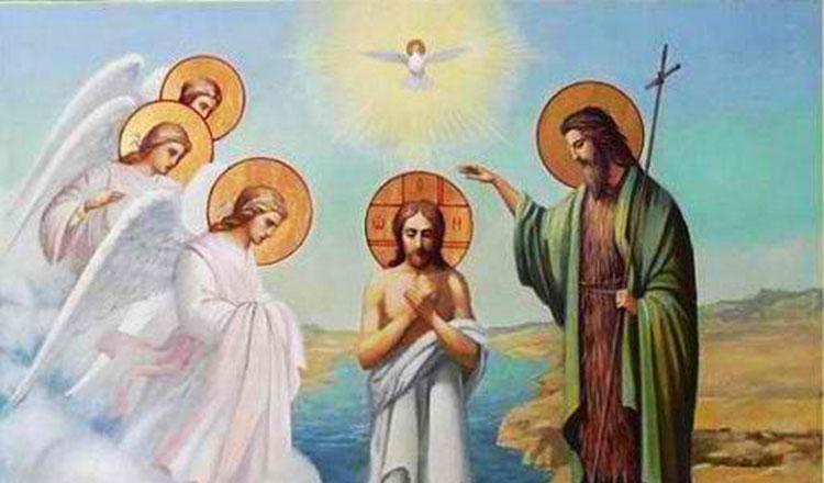 Rugăciunea sfântului Ioan Botezătorul se citește la ceas de mare cumpănă