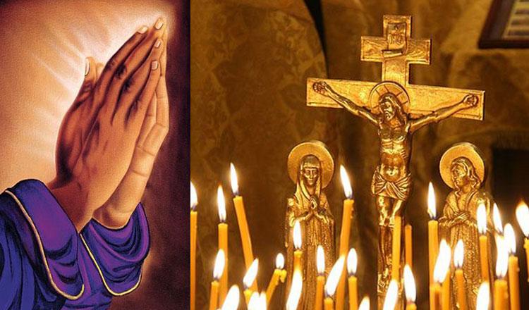 Rugăciunea pe care este bine să o spui SAMBATA seară. Îţi ajută familia la sănătate şi te fereşte de necazuri!