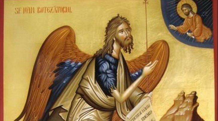 E cruce roșie în calendar! Tăierea Capului Sfântului Ioan Botezătorul! CE NU AI VOIE SA FACI în această zi sfântă dacă vrei să îți fie bine și să fii ușurat de păcate