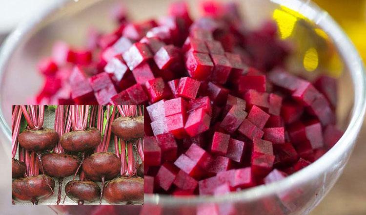 7 motive să consumi zilnic 100 de grame de sfeclă roșie