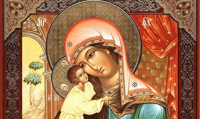 Cea mai puternică rugăciune pentru îndeplinirea dorințelor și scăparea de necazuri! UIte ce să zici în fața icoanei Maicii Domnului: