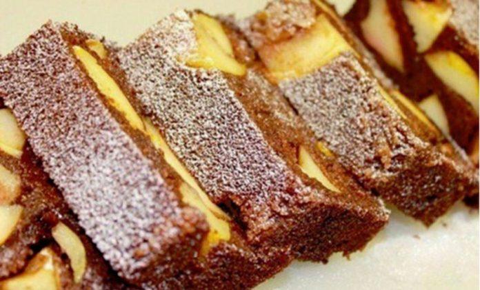 Prăjitura cu griș și mere este foarte ușor de preparat, dar și foarte delicioasă – Va fi preferata ta
