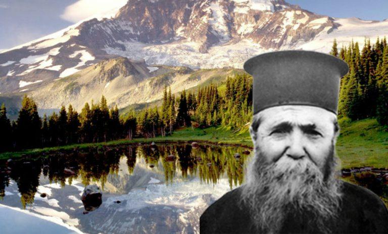 Din intelepciunea Cuviosului Ieronim al Eghinei: Când apa este curată şi liniştită, tu vezi până-n adâncime. La fel este şi cu mintea…