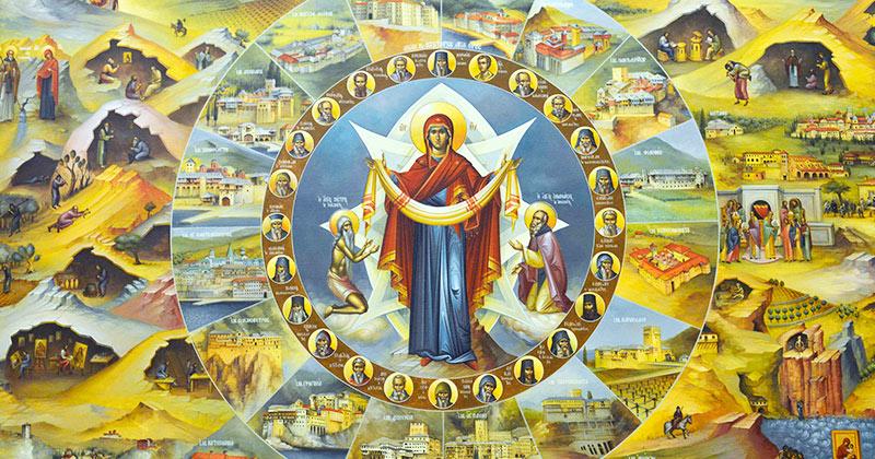 Sărbătoare mare e AZI, 1 octombrie! Îţi lăsăm aici Rugăciunea specială care se zice la această zi mare, cu toată familia, pentru binecuvântarea Măicuţei Sfinte, reuşită în viaţă şi spor în toate!:
