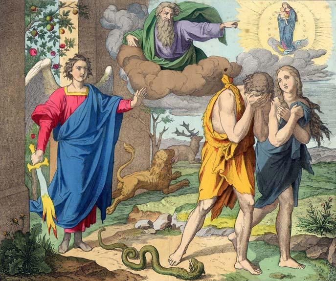 Cum s-a înmulțit omenirea dacă Adam și Eva au avut doar doi băieți, Cain și Abel?