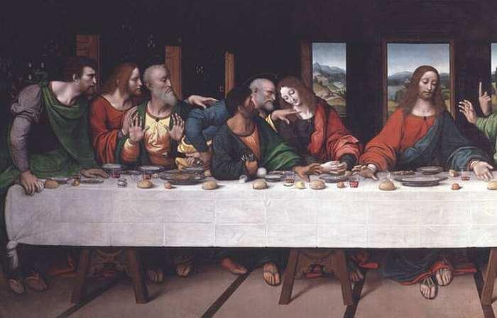 După 2000 de ani s-a aflat ce mâncau Iisus și apostolii ca să poată lua contact cu Divinitatea. Dieta lor era una specială