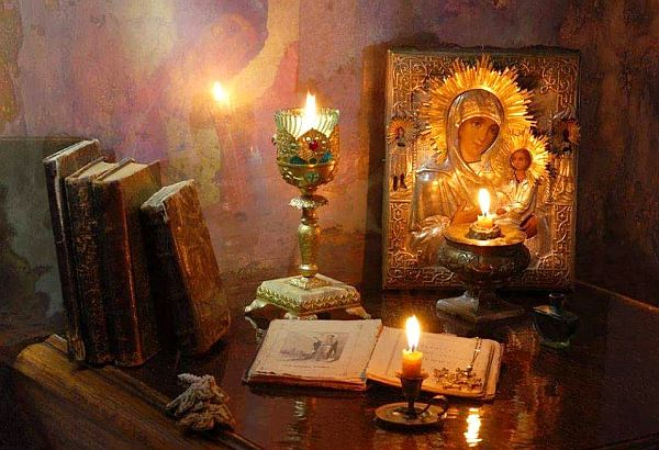 Rugăciune de seară pentru iertare, pentru rudenii și cei din necazuri, pentru binefăcători și răufăcători