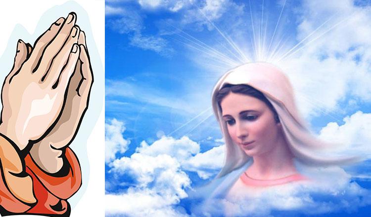 Rugăciune către Fecioara Maria pentru a avea liniște și bunăstare în casă! Se rostește acum, în această seară