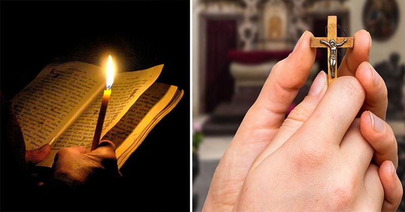 Rugăciunea MIRACULOASĂ care se spune SÂMBĂTA! FĂ-O ACUM și DUMNEZEU te va însoți TOATĂ ZIUA!