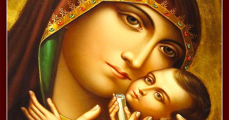 Rugăciune de mângâiere către Preasfânta Născătoare de Dumnezeu!