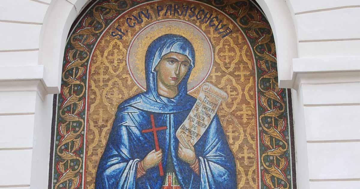 Rugăciune către Sfânta Cuvioasă Parascheva. Spune-o din toată inima ta astăzi și Sfânta Cuvioasă te va auzi!