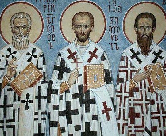 Cea mai puternică rugaciune către cei trei sfinti ierarhi. Functioneaza AZI!