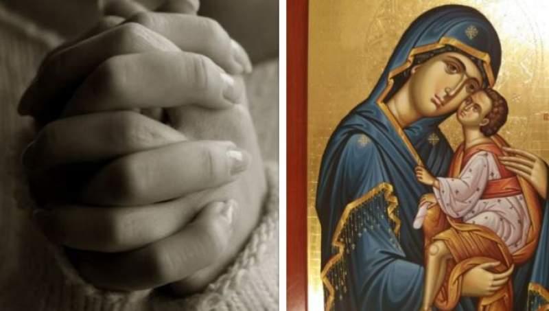 Rugăciunea mamei absolut necesară pentru reușitele și fericirea copiilor. Să spuneți asta și altor mame