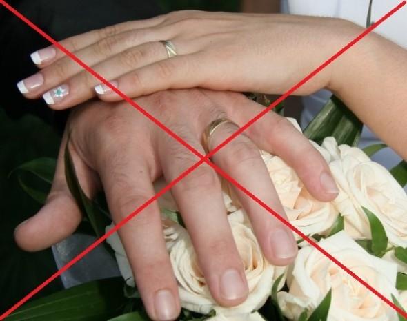 Taina căsătoriei: Care sunt oamenii care nu au voie să facă acest pas?