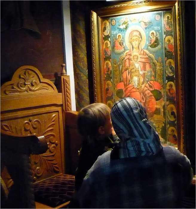 Rugăciunea mamei pentru binecuvântarea copiilor: