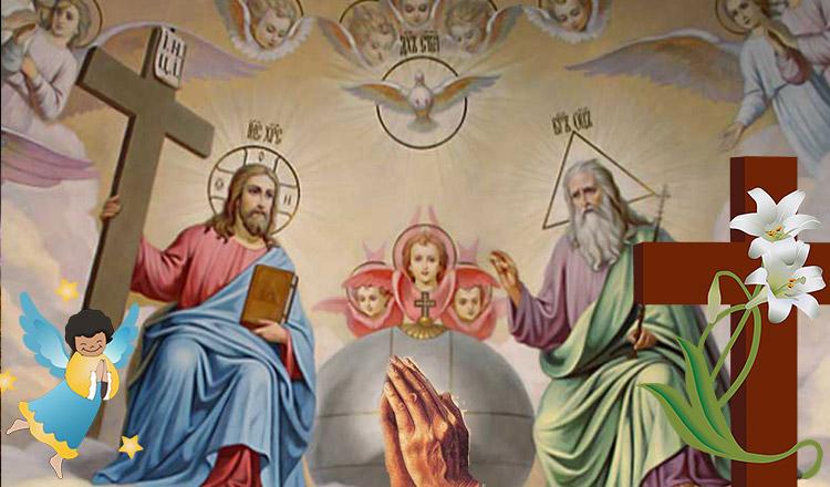 Rugăciune către Sfânta Treime