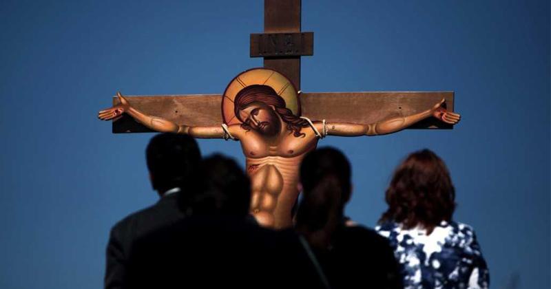 Rugăciune de pocăință către Domnul Hristos