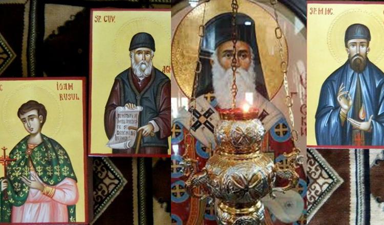 Se spune că uleiul din candela Sfântului Nectarie şi Sfântului Ioan Rusul vindecă boli mari!