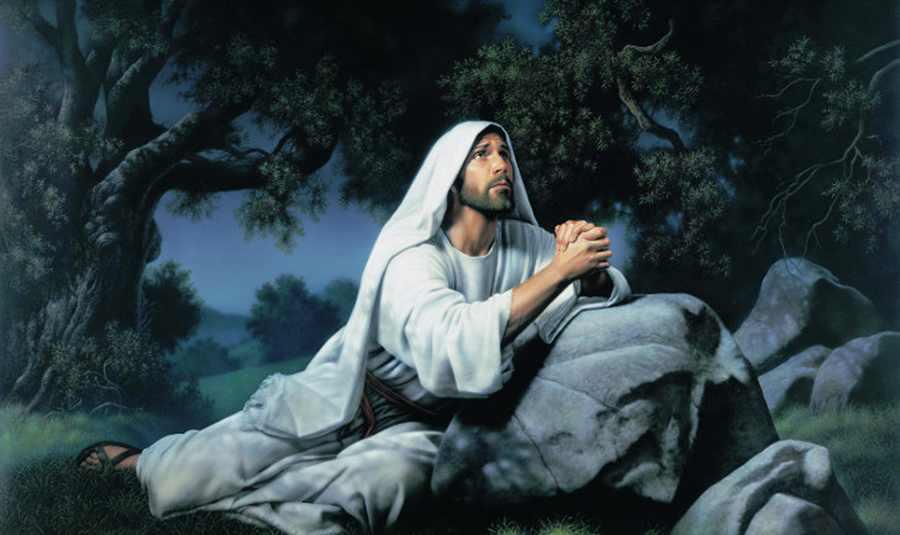 Rugaciunea lui Hristos din Gradina Ghetsimani: In momentele de cumpana, de intristare şi la ceas de boala, sa cititi aceasta rugaciune: